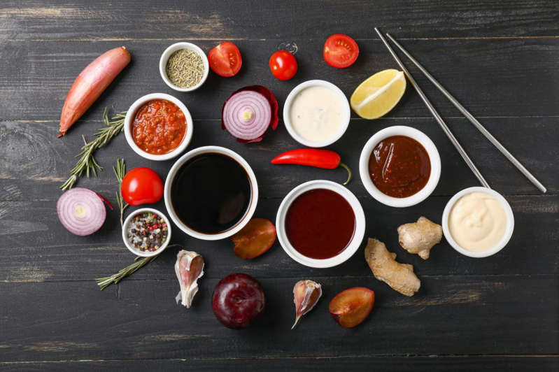 Asian sauces: small lexicon to finally know what we are talking about